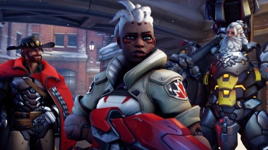 Overwatch League's 2022 Season Will Use an Early Build of Overwatch 2 2