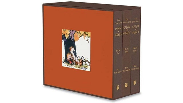 The Complete Calvin and Hobbes Hardcover Box Set