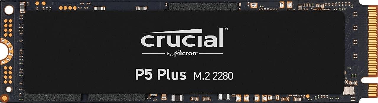 Crucial P5 Plus 1TB M.2 SSD