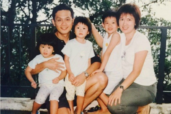 Mrs Josephine Teo Shares Story About Her Family