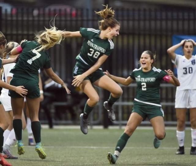 Penn Trafford Clips Norwin On Ot Goal For Wpial Class Aaa Girls Soccer Title
