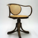 Antique Desk Chair By Thonet 1900s Michael Thonet Zpm Radomsko Vinterior