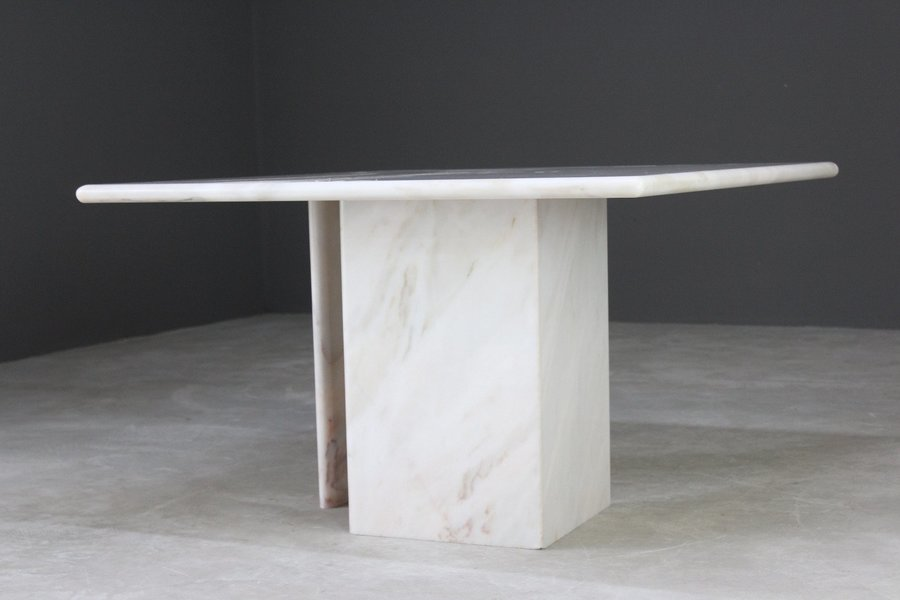 large square marble coffee table vinterior