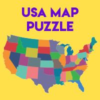 With 50 states in total, there are a lot of geography facts to learn about the united states. Geography Practice Usa Puzzle Map Abcya
