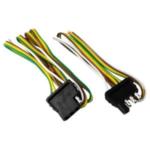 Attwood® 4Way Flat Wiring Harness Kit for Vehicles and Trailers | Academy