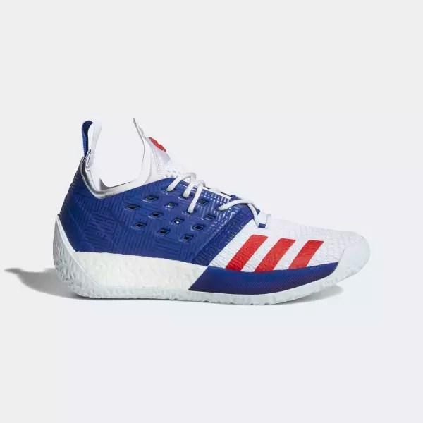 Harden Vol. 2 Shoes Blue AQ0026