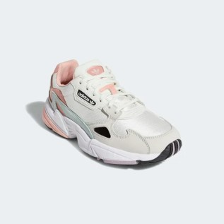 Falcon Shoes Running White / Raw White / Trace Pink EE4149