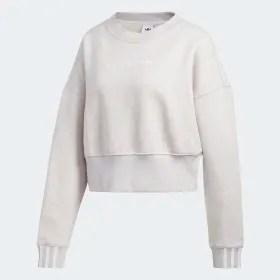Coeeze Cropped Sweatshirt