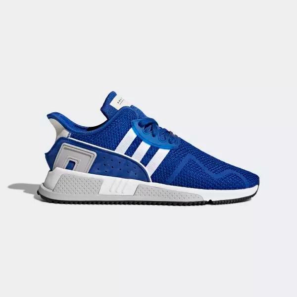 Chaussure EQT Cushion ADV Bleu Adidas Adidas France