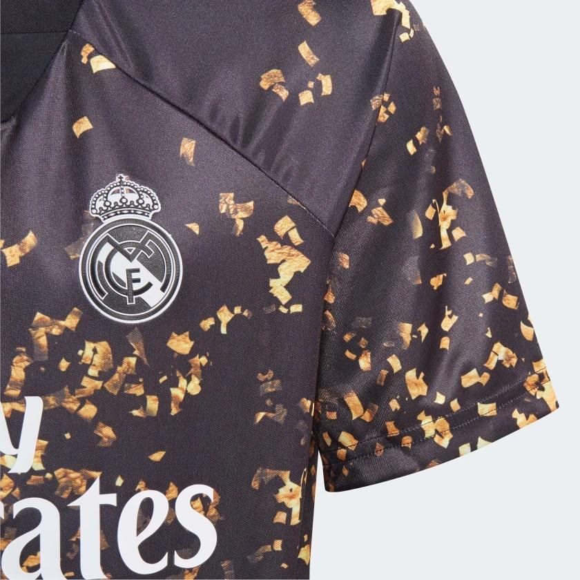 FIFA 20: el Real Madrid presenta en primicia su cuarta equipación