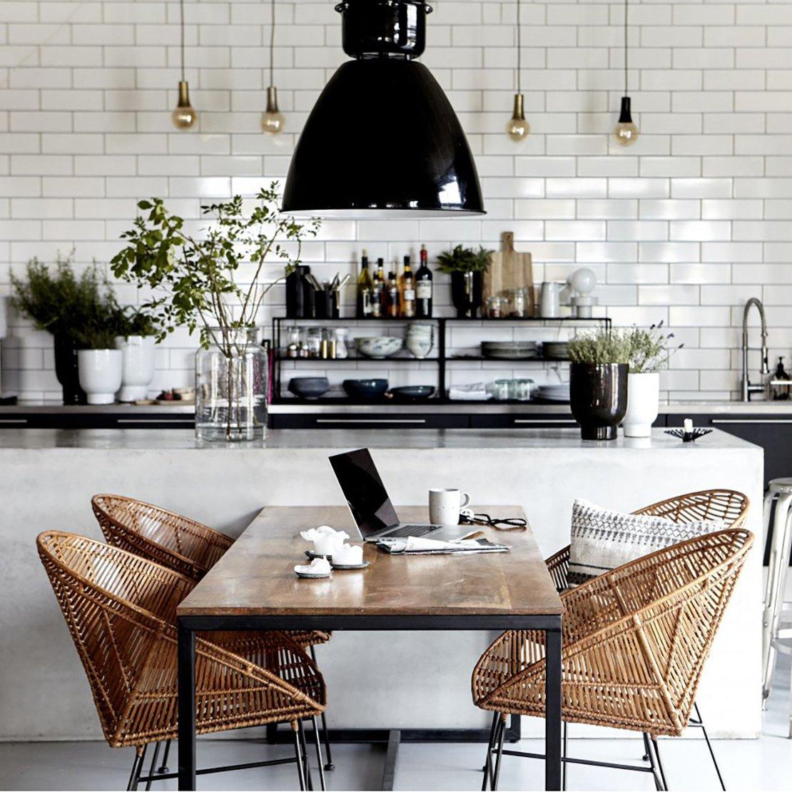 cuisine style industriel 30