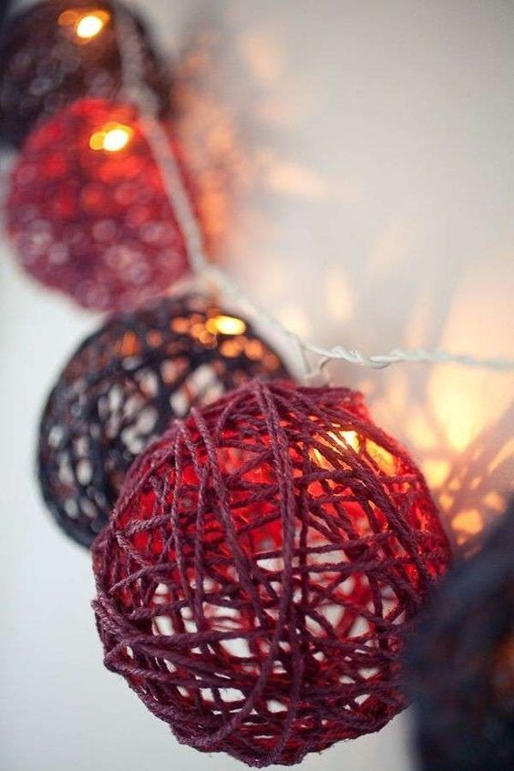 Palline Di Natale Fai Da Te 5 Idee Semplici Per Un Albero