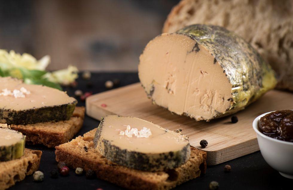 faire un foie gras au torchon