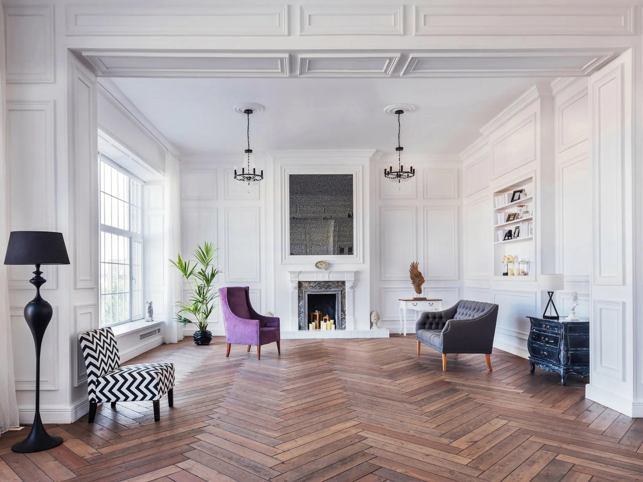 Lo ricordiamo ripubblicando la sua casa a parigi, un appartamento di un'eleganza senza tempo, ricca di stile. Arredamento Classico Moderno Il Giusto Mix Per La Tua Casa