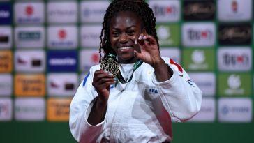"""""""Pourquoi les règles seraient tabou ?"""" La judokate Clarisse Agbegnenou s'engage contre l'omerta dans le sport"""