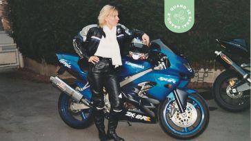 «Il fallait toujours que je m'impose face aux hommes» : À la tête d'un magasin de moto, elle raconte