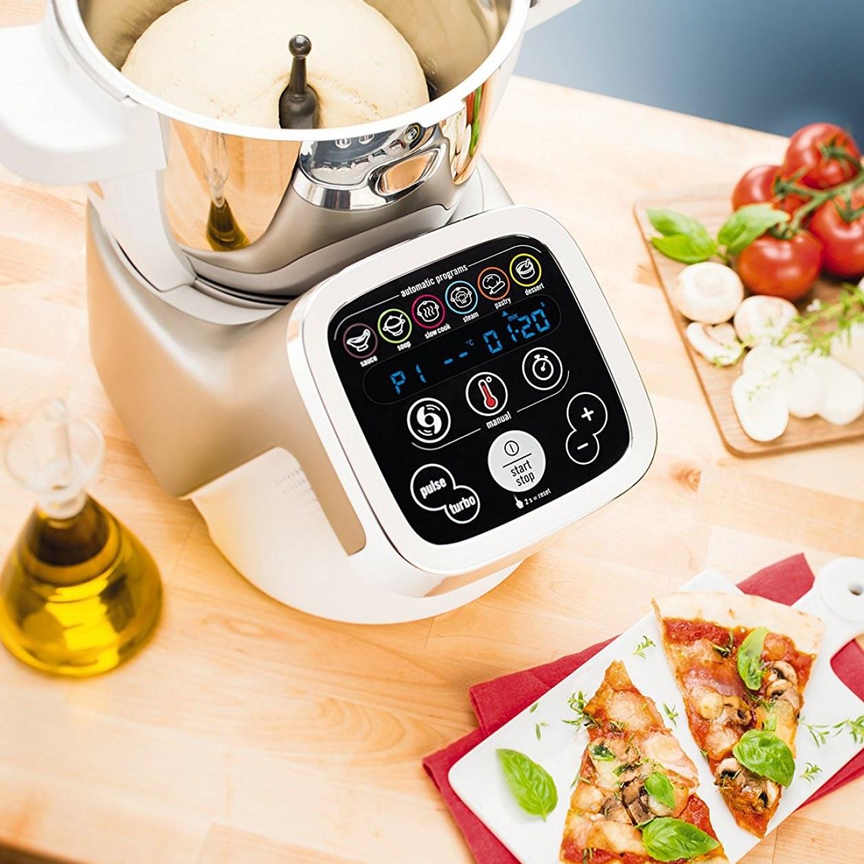 le robot cuiseur companion de moulinex
