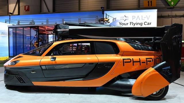 La première voiture volante enfin dévoilée (vidéo)