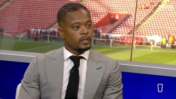 Liverpool apologize to Patrice Evra 8 years after after a racist act by Luis Suarez