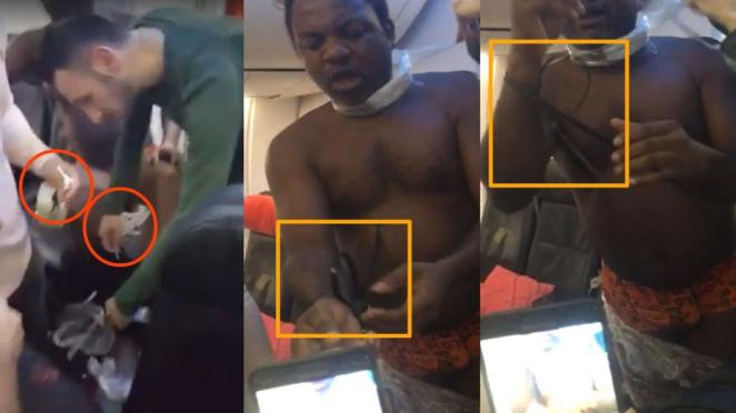 """They packed me up like a package"": Cameroonian tells how he was expelled from Turkey (video)"