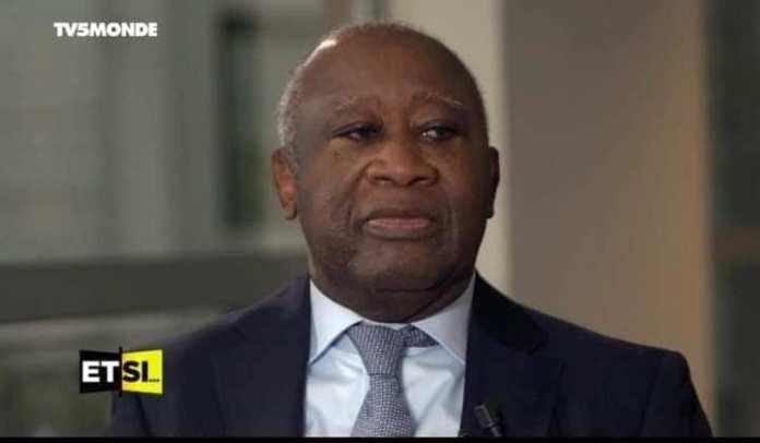 """Laurent Gbagbo prévient Ouattara : """" Après le 31 octobre, ce sera la catastrophe... ''"""