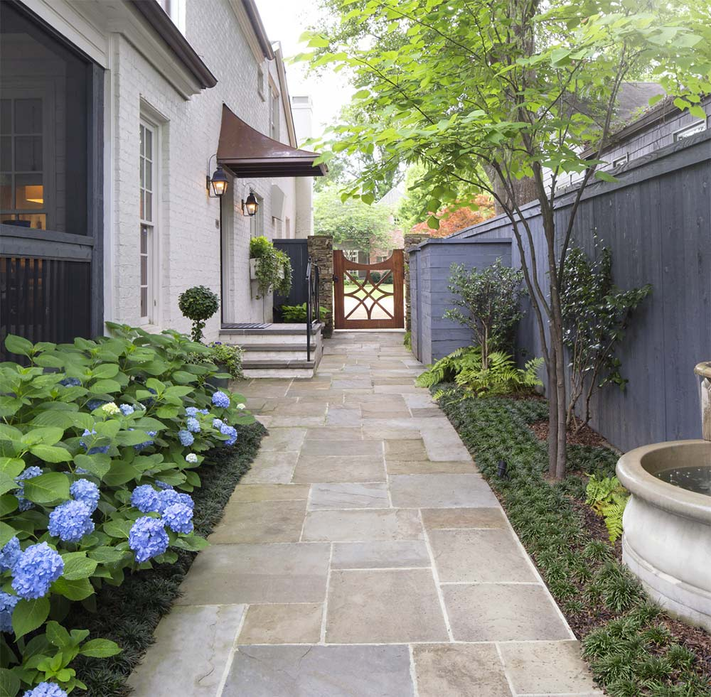 Enjoy the Often-Overlooked Side Yard | The Cameron Team on Side Yard Walkway Ideas  id=44732