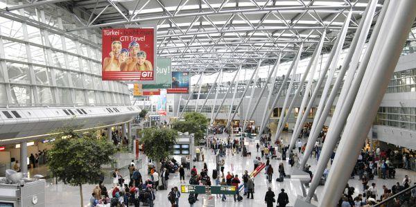 Stockheim verliert D252sseldorfer Flughafen Allgemeine