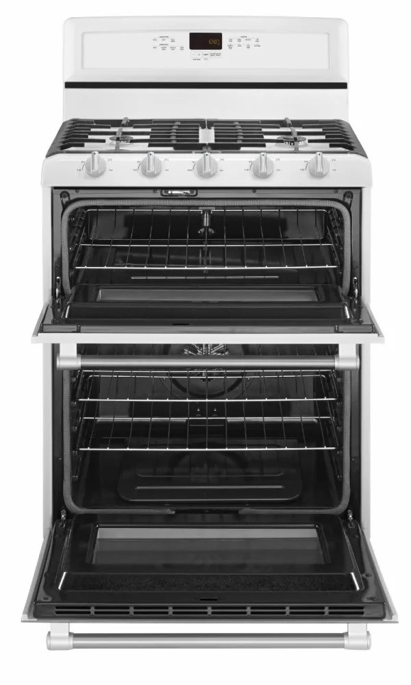 30 Inch Gas Double Oven