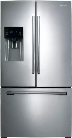 RF263BEAESR Samsung Stainless Steel 36 Inch French Door Refrigerator