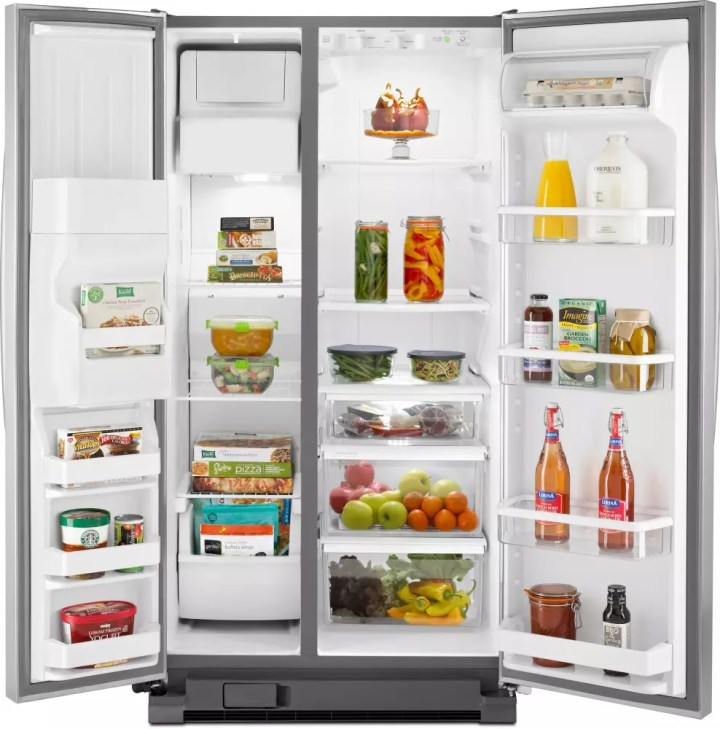 Whirlpool Refrigerator Interior Led Light Not Working