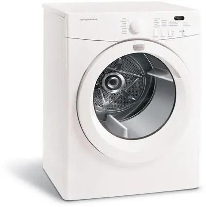 Frigidaire AEQ6000ES 27 Inch Electric Dryer With 58 Cu