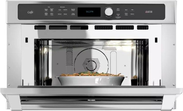 GE CSB9120SJSS 30 Inch Single Electric Speed Oven with 1.7 ...