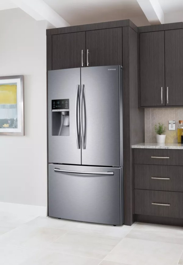 Samsung RF23HCEDBSR 36 Inch French Door Refrigerator with ...
