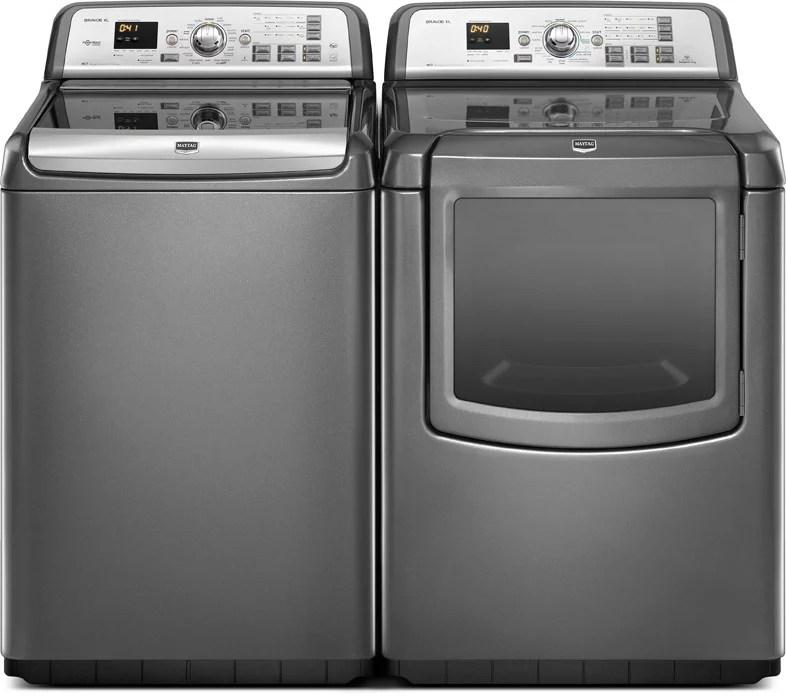 Maytag Medb950yg 29 Inch Electric Steam Dryer With 7 3 Cu