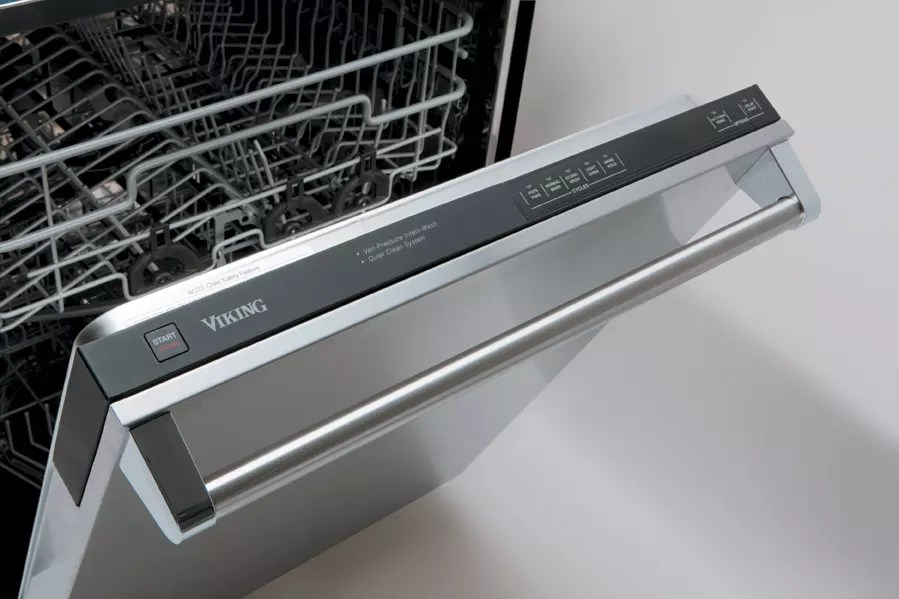Viking VDB325ESS Fully Integrated Dishwasher With 5 Cycles