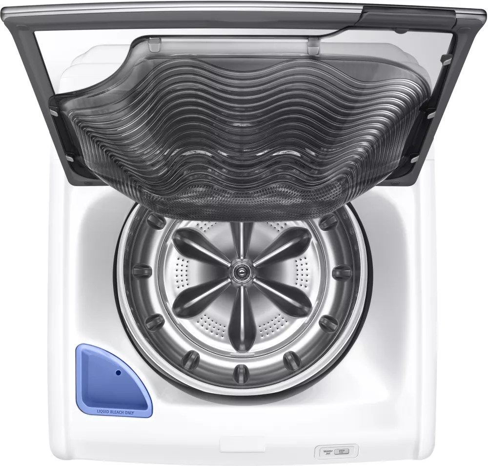 Samsung Wa48j Aw 27 Inch Top Load Washer With
