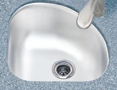 cst12121 14 inch undermount single bowl