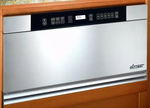 dacor mmd24s 24 inch built in microwave