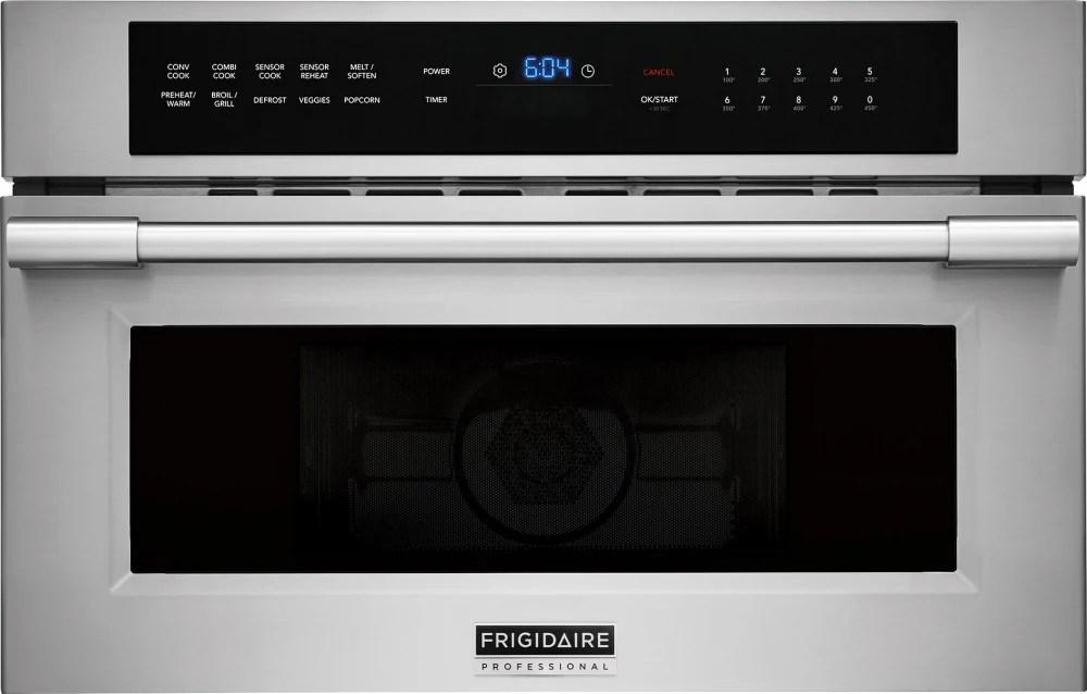 frigidaire professional series fpmo3077tf
