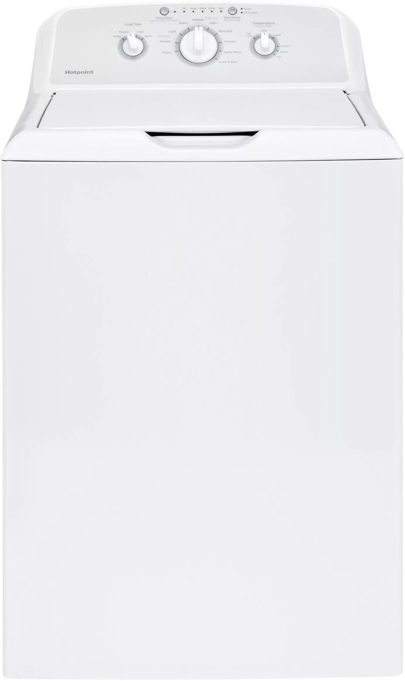 Hotpoint Htx24gaskws 27 Inch Gas Dryer With 6 2 Cu Ft