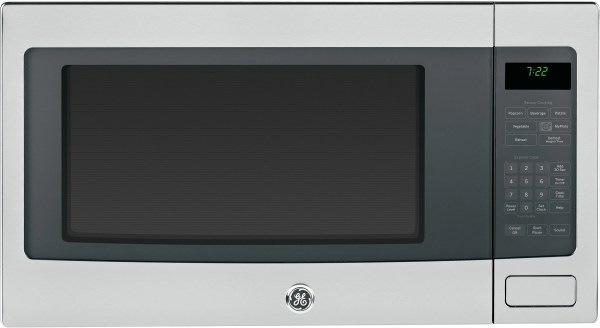 GE PEB7226SFSS 2.2 cu. ft. Countertop Microwave Oven with ...