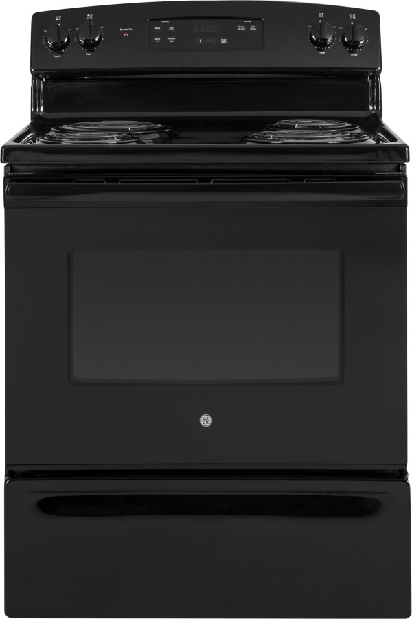 GE JBS30DKBB 30 Inch Freestanding Electric Range with Dual ...