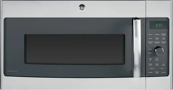 Steel Microwave 1 Oven Ge 7 Over Convection Range Stainless Ft Cu Profile