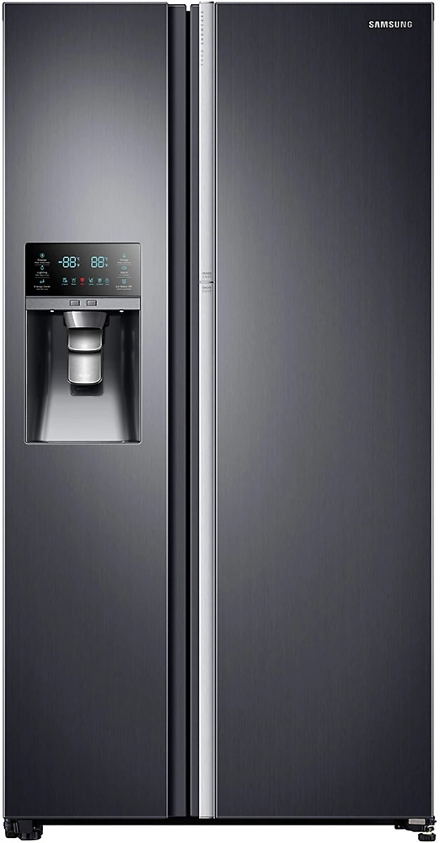 Samsung RH22H9010SG 36 Inch Counter Depth Side By Side Refrigerator With Food ShowCase Door Ice