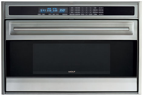 Wolf SO36US 36 Inch Single Electric Wall Oven With 44 Cu Ft Dual Convection Oven Self Clean