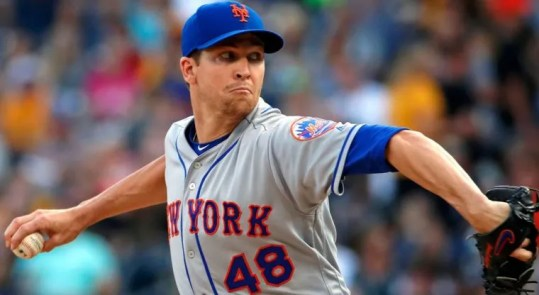 Jacob DeGrom is my prediction for the 2021 National League Cy Young