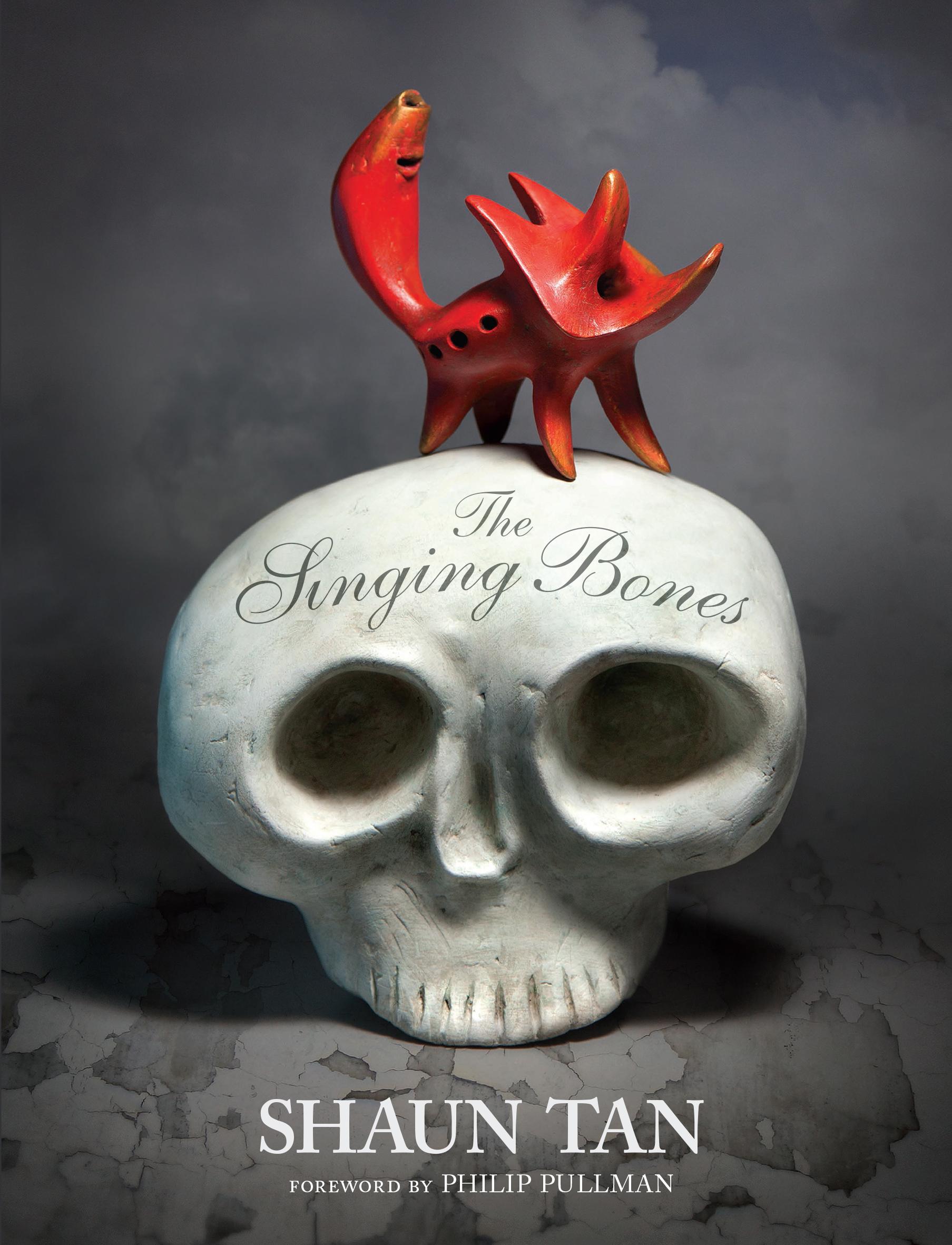 Image result for shaun tan the singing bones