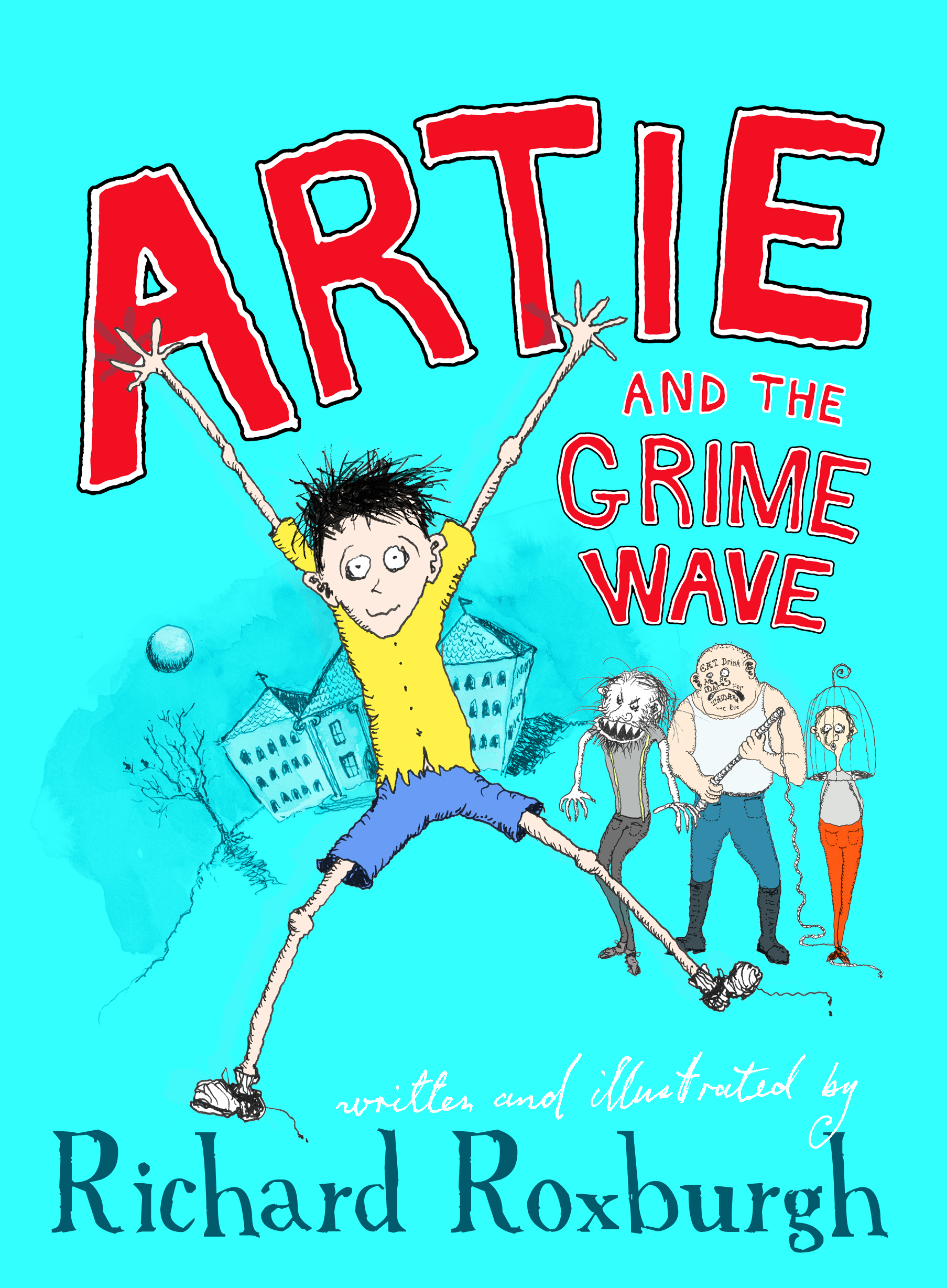 Image result for Artie and the Crime Wave