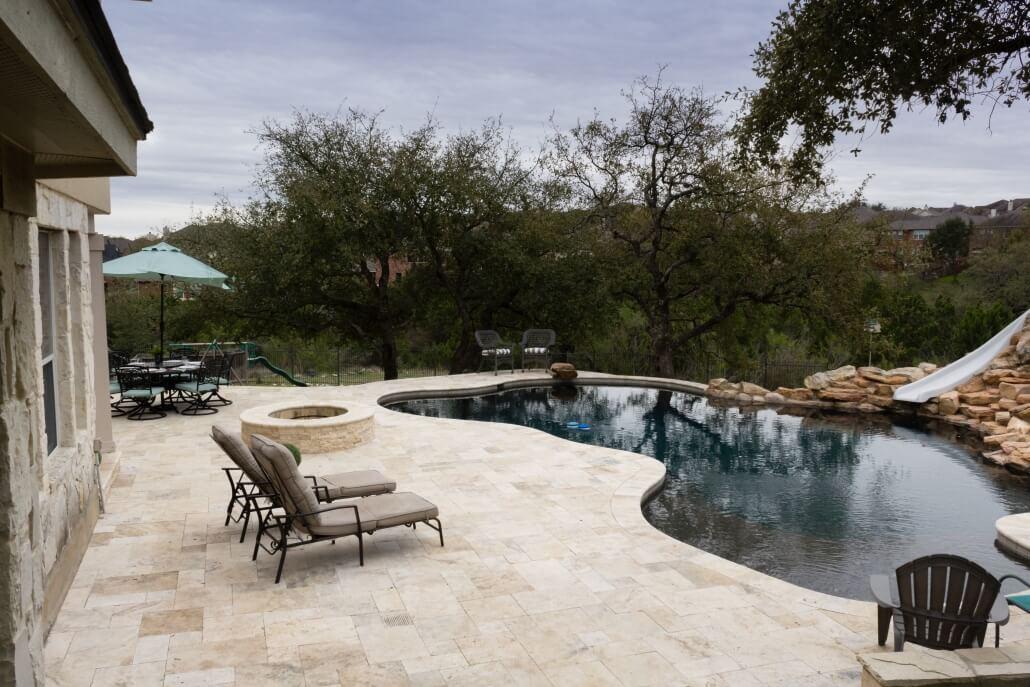 concrete overlay in dallas texas