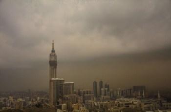 توقعات بطقس صحو في مكة المكرمة والمشاعر المقدسة